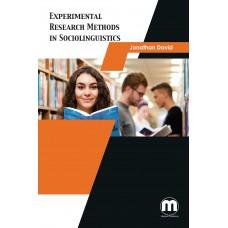 Experimental Research Methods in Sociolinguistics