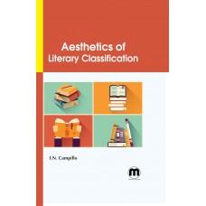 Aesthetics of Literary Classification