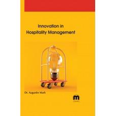 Innovation inHospitalityManagement