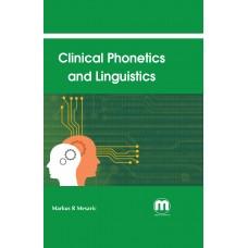 Clinical Phonetics andLinguistics