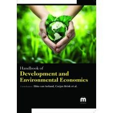 HANDBOOK OF DEVELOPMENT AND ENVIRONMENTAL ECONOMICS
