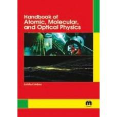 Handbook of Atomic, Molecular, and Optical Physics