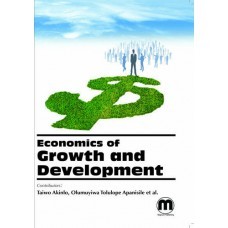 ECONOMICS OF GROWTH AND DEVELOPMENT
